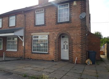Thumbnail 3 bed semi-detached house for sale in Martival, Off Uppingham Road, Leicester