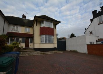 Thumbnail 4 bed semi-detached house to rent in Park View Gardens, London