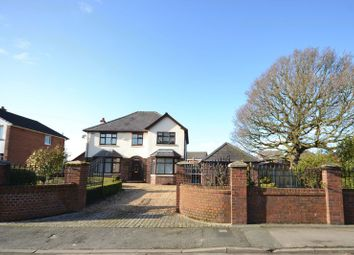Thumbnail 4 bed detached house for sale in 60 Bradley Lane, Eccleston