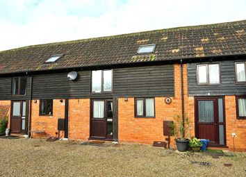 Thumbnail 2 bedroom barn conversion for sale in Ashill Courtyard, Ashill