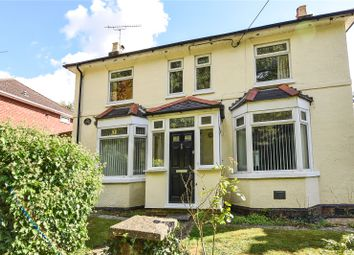 Thumbnail 5 bed detached house for sale in Church Road, Old Bishopstoke, Eastleigh, Hampshire
