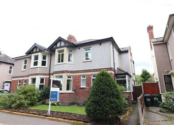 Thumbnail 4 bed semi-detached house for sale in Copsewood Terrace, Binley Road, Coventry, West Midlands