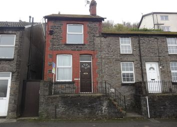 Thumbnail 2 bed end terrace house to rent in Rickards Street, Graig, Pontypridd