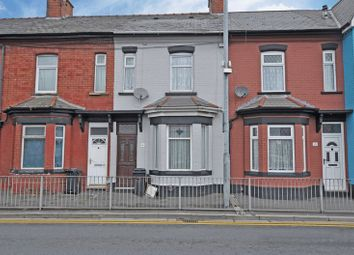 3 bed terraced house for sale in Bay-Fronted House, George Street, Newport NP20