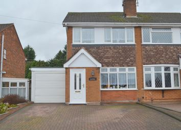 Thumbnail 2 bedroom semi-detached house for sale in Water Road, Gornal Wood, Dudley