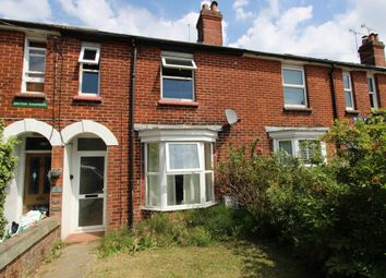 Thumbnail 3 bed terraced house for sale in Rushes Road, Petersfield