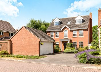 Thumbnail 5 bed detached house for sale in Clay Lane, Calvert, Buckingham