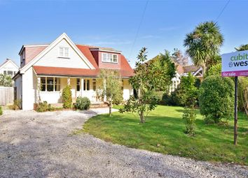 Thumbnail 3 bed detached house for sale in Little Paddocks, Ferring, Worthing, West Sussex