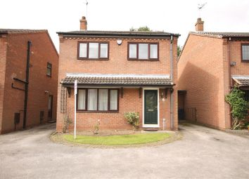 Thumbnail 4 bed detached house for sale in Capthorne Close, Linacre Woods, Chesterfield