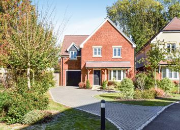 Thumbnail 4 bed detached house for sale in Church Close, Farnham, Surrey
