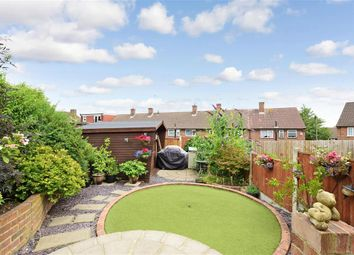 Thumbnail 2 bed terraced house for sale in Mannock Drive, Loughton, Essex