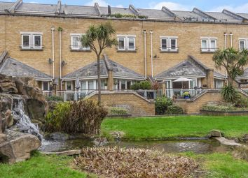 Thumbnail 3 bed town house for sale in Woodland Crescent, London