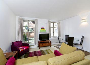 Thumbnail 1 bed flat to rent in Queen Elizabeth Street, London