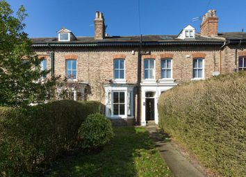 Thumbnail 3 bedroom terraced house for sale in Wigginton Road, York