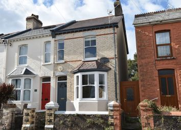 Thumbnail 3 bed terraced house for sale in Clovelly Road, Bideford