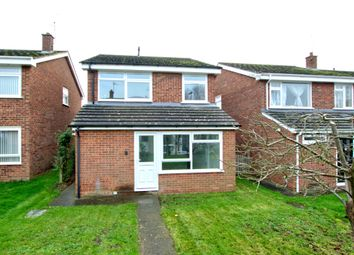 Thumbnail 4 bed detached house for sale in Primrose Way, Linton, Cambridge
