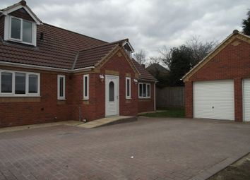 Thumbnail 4 bed detached house to rent in Jadella Close, Mansfield