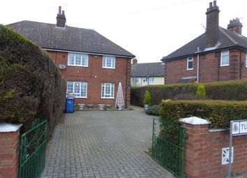 Thumbnail 3 bed property to rent in Turner Road, Ipswich