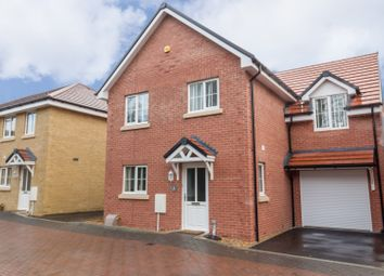 Thumbnail 4 bed detached house to rent in Rose Drive, Ludgershall