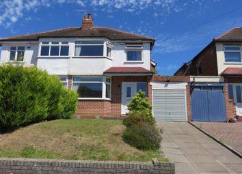 3 bed semi-detached house to rent in Weymoor Road, Harborne, Birmingham B17