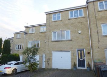 Thumbnail 3 bedroom terraced house for sale in Copper Beech Drive, Glossop, Derbyshire