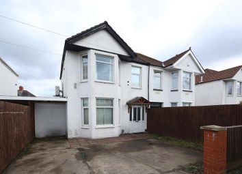 Thumbnail 3 bedroom semi-detached house for sale in Caerphilly Road, Heath, Cardiff