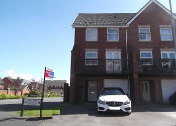 Thumbnail 4 bed town house for sale in Rollesby Gardens, Sutton Heath, St Helens