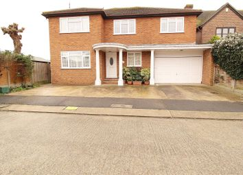 5 bed detached house for sale in Elounda Court, Benfleet SS7