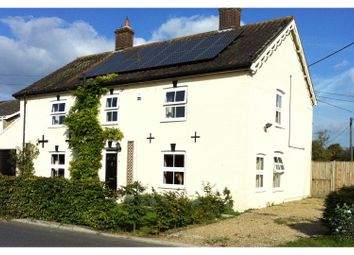 Thumbnail 5 bed detached house for sale in Mill Lane, Attleborough