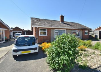 Thumbnail 1 bed bungalow for sale in Melbourne Drive, Skegness