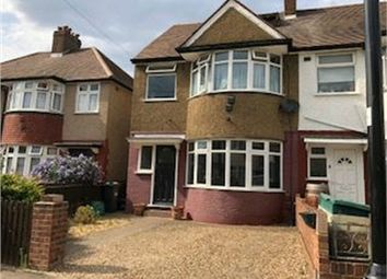 Thumbnail 4 bed end terrace house for sale in Elmer Gardens, Isleworth, Middlesex