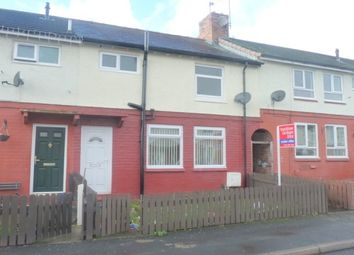 Thumbnail 3 bed terraced house to rent in Beatrice Avenue, Bebington, Wirral