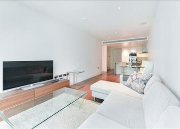 Thumbnail 1 bed flat to rent in The Heron, City, London