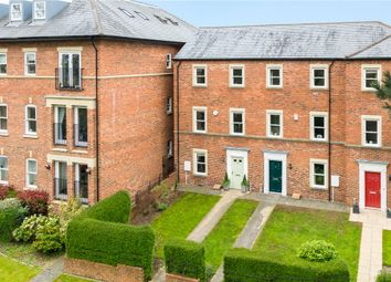 Thumbnail 4 bed town house for sale in Darnborough Gate, Ripon, North Yorkshire
