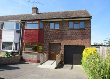 Thumbnail 4 bedroom semi-detached house for sale in Lime Walk, Chelmsford