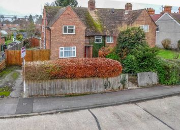 Thumbnail 3 bed semi-detached house for sale in Crescent Way, Cholsey, Wallingford