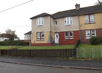 Thumbnail 3 bed flat to rent in Jarvie Avenue, Plains, North Lanarkshire