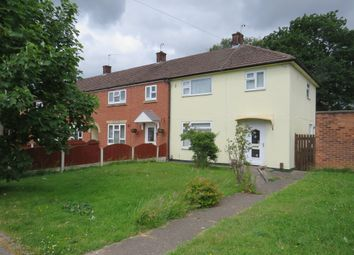 Thumbnail 3 bed end terrace house for sale in Faraday Road, Whitby, Ellesmere Port