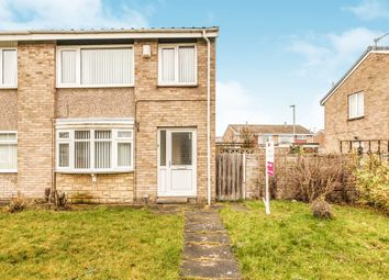 Thumbnail 3 bed semi-detached house for sale in Coatham Grove, Billingham