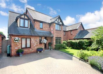 Thumbnail 4 bed detached house to rent in Hamilton Close, Powick, Worcester, Worcestershire