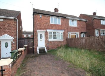 Thumbnail 2 bedroom semi-detached house for sale in Arnold Road, Farringdon, Sunderland
