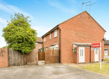Thumbnail 1 bedroom property for sale in Warwick Court, Bicester