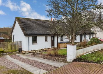 Thumbnail 2 bed semi-detached bungalow for sale in Rosehaugh East Drive, Avoch