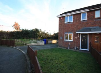 Thumbnail 2 bedroom semi-detached house for sale in Beddow Way, Stoke-On-Trent