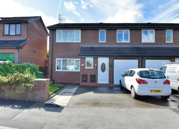 Thumbnail 2 bed flat to rent in Delamere Road, Woodsmoor, Stockport