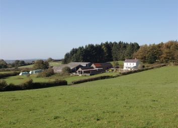Thumbnail 5 bed farm for sale in Blaenffos, Boncath