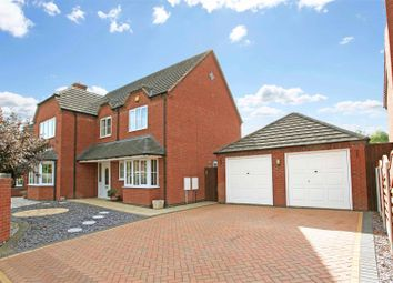Thumbnail 4 bed detached house for sale in Doseley Road, Dawley, Telford