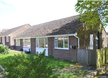 Thumbnail 2 bedroom semi-detached bungalow for sale in Glanfield Walk, Bury St. Edmunds