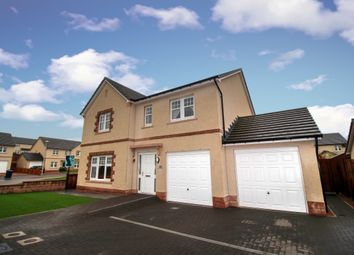 Thumbnail 4 bed detached house for sale in Robertson Crescent, Peterhead