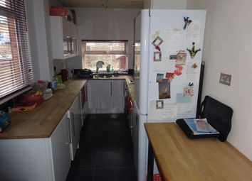 Thumbnail 3 bedroom terraced house to rent in Evelyn Street, Beeston, Nottingham